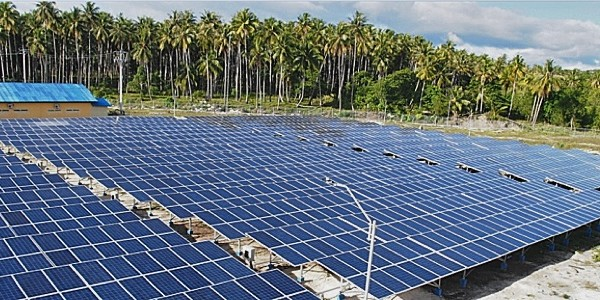 morotai microgrid by optimal power solutions