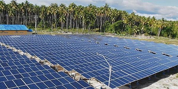 morotai microgrid by optimal power solutions