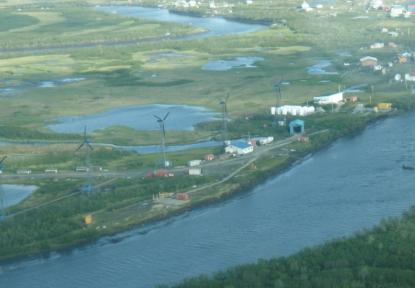 alaska microgrid