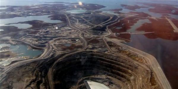 Diavik Mining Microgrid