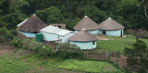 Marsabit ABB Microgrid Kenya Africa Village