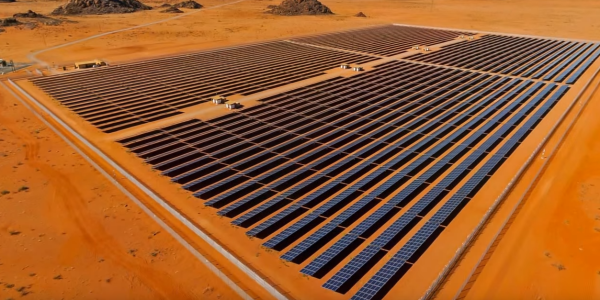 DeGrussa solar project