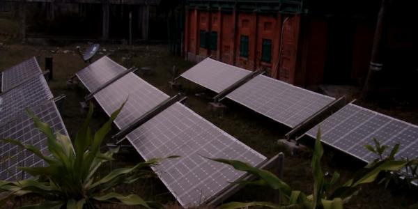 Sundarbans Solar Village Microgrids