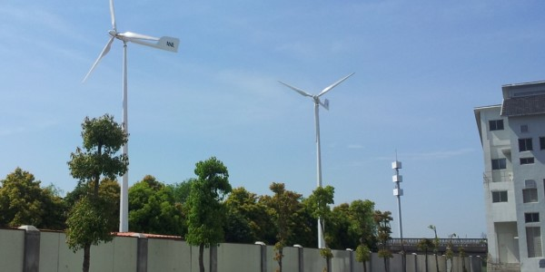 beijing china wind microgrid