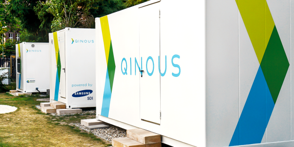 qinous germany microgrid simulation