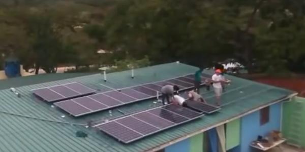 Haiti Solar Microgrid