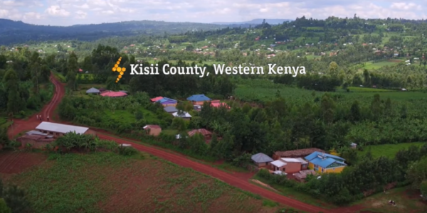 Powerhive Kenya Microgrid Electrification
