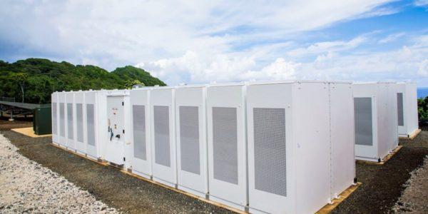 tesla microgrid powerpacks